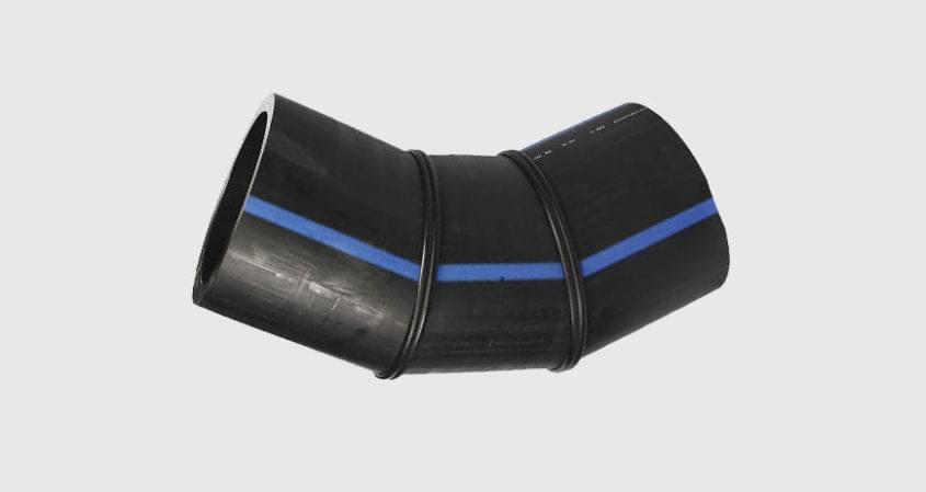 Отвод (колено) под 30° — 45° — 60° — 90°