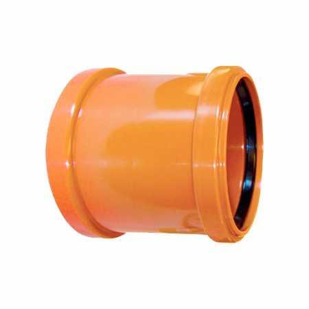 Муфта ПВХ для канализационной трубы